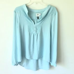 HD in Paris long sleeve Thelma blouse